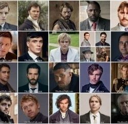 The Best Actors of British Tv Series 2018-2