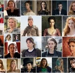 The Best Actresses of British Tv Series 2018-2