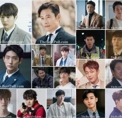 The Best Actors of Korean TV Series 2018-2