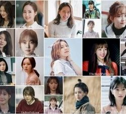 The Best Actresses of Korean TV Series 2018-2
