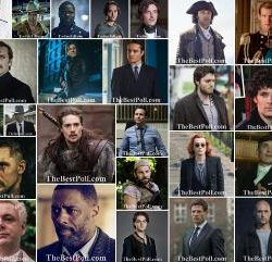 The Best Actors of British Tv Series 2019-2