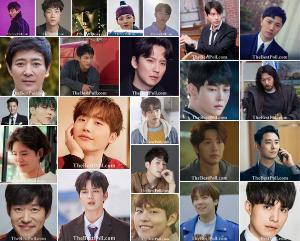 The Best Actors of Korean TV Series 2019   TheBestPoll