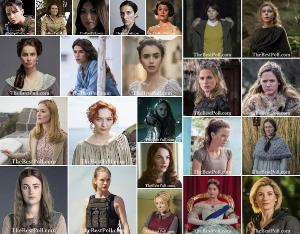 Best British Tv Shows 2019 The Best Actresses of British Tv Series 2019 | TheBestPoll