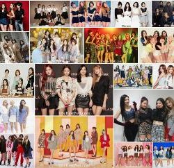 The Best K-Pop Girl Bands 2019-2