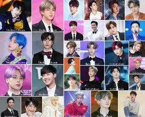 The Most Handsome K-Pop Male Idols 2019 | TheBestPoll