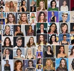 The Most Beautiful Hollywood Actresses 2019-2