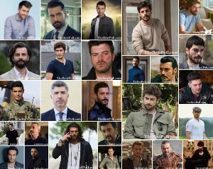 The Best Actors of Turkish Tv Series 2019 | TheBestPoll