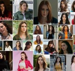 The Best Actresses of Turkish Tv Series 2019-2