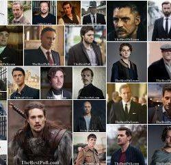 The Best Actors of British Tv Series 2019-2