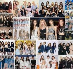 The Best K-Pop Girl Bands 2020-2