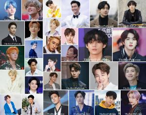 The Most Handsome K Pop Male Idols 2020 Thebestpoll