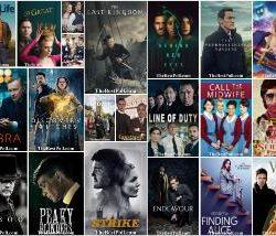 The Best British Tv Series of 2021-2