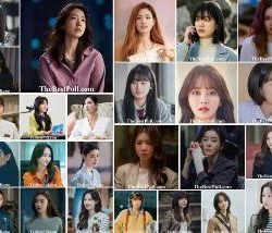 The Best Actresses of Korean TV Series 2021-2
