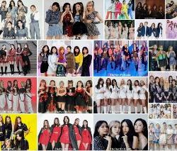 The Best K-Pop Girl Bands 2021-2