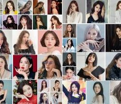 The Most Beautiful K-Pop Female Idols 2021-2