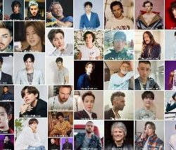 The Most Handsome Male Singers in the World 2021-2