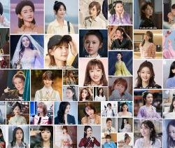 The Best Actresses of Chinese TV Series 2021-2