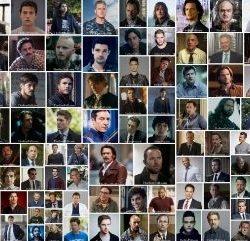 The Best Actors of American Tv Series 2018-2