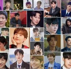 The Best Actors of Korean TV Series 2019-2