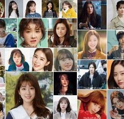 The Best Actresses of Korean TV Series 2019-2