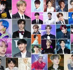 The Most Handsome K-Pop Male Idols 2019-2
