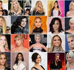 The Most Beautiful American Singers 2019-2