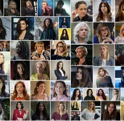 The Best Actresses of American Tv Series 2020-2