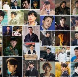 The Best Actors of Korean TV Series 2020-2