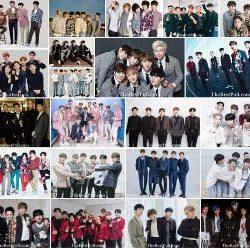 The Best K-Pop Boy Bands 2020-2