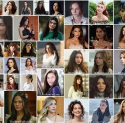 The Best Actresses of Turkish Tv Series 2020-2