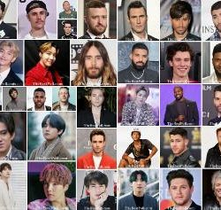 The Most Handsome Male Singers in the World 2020-2