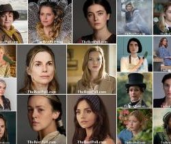 The Best Actresses of British Tv Series 2021-2