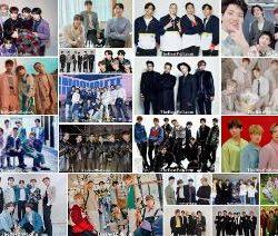 The Best K-Pop Boy Bands 2021-2